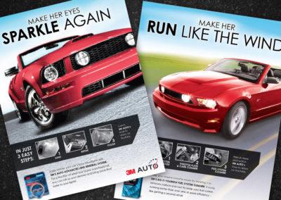 3M Auto | Print Ads